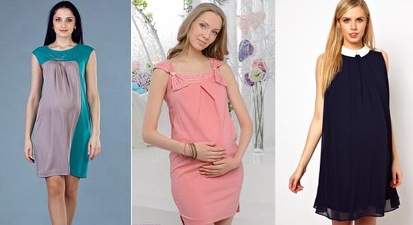 Как сшить платье для беременных самостоятельно-5
