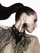 Кэти Макграт (Katie McGrath) в фотосессии Жана-Поля Пьетруса (John-Paul Pietrus) для журнала InStyle UK (февраль 2011)