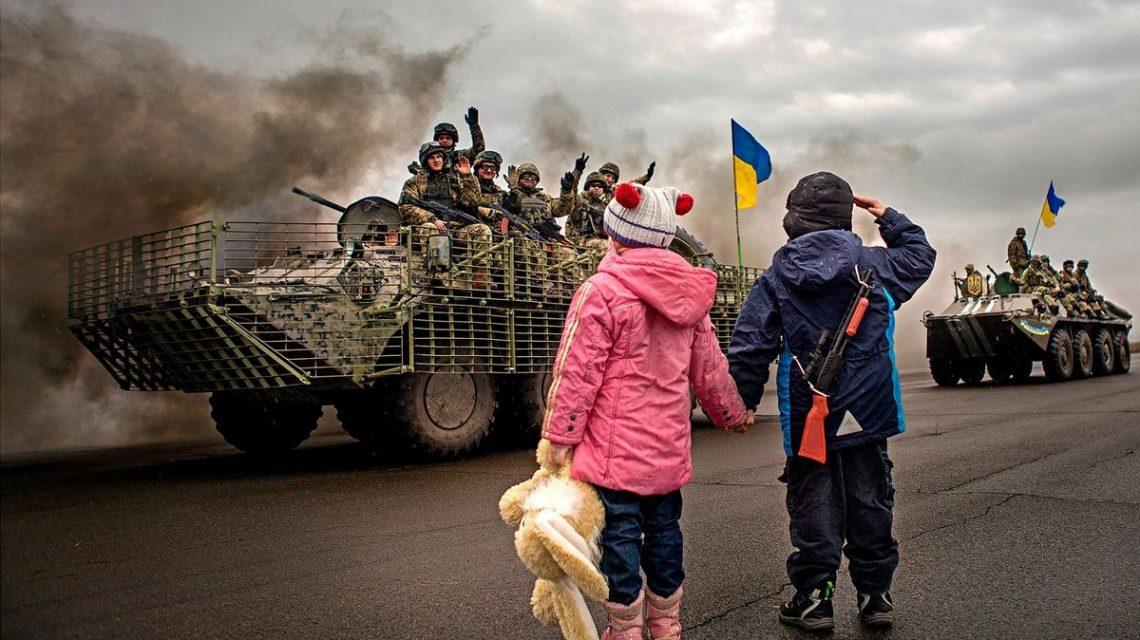 Новый хит украинских дебилойдов покорил сеть
