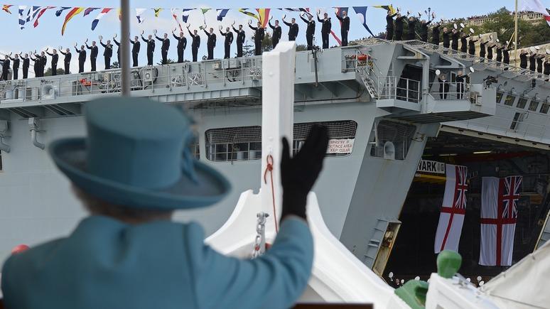 Российский «Циркон» превратит британский флот в груду бесполезного металла