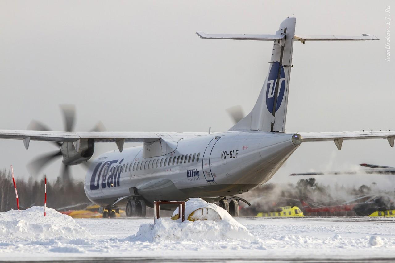 В Югре задержали несколько авиарейсов из-за аномальных морозов