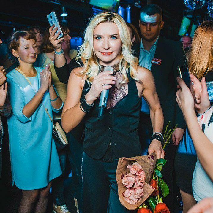 Татьяна Овсиенко- жертва пластики (ФОТО)