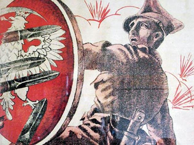 О чём предпочли забыть освобожденные от фашистов поляки