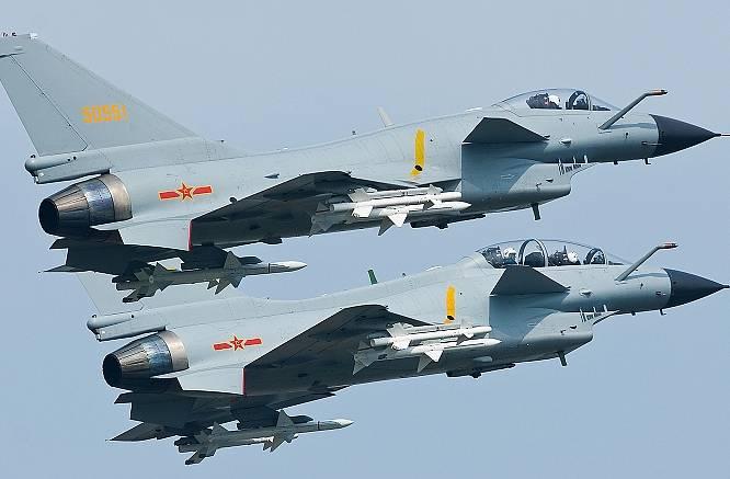Reuters: истребители КНР заставили изменить курс самолет  ВМС США над Восточно-Китайским морем