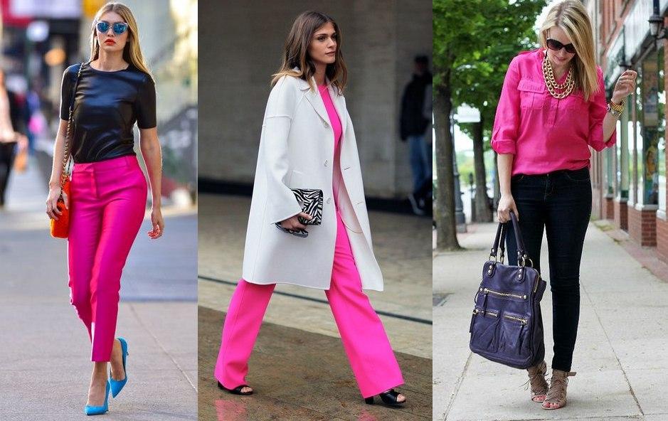 Самый «девчачий» оттенок: оцениваем прелести насыщенного розового