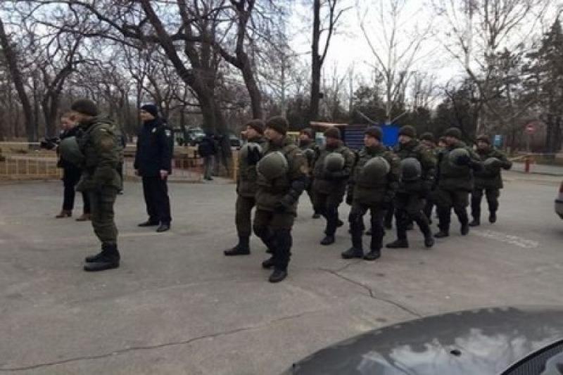 В Одессе укропатриоты избили жителей, праздновавших 23 февраля