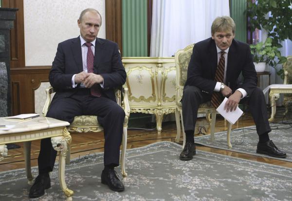 Кремль отреагировал на предложение «обменять» Крым на Донбасс