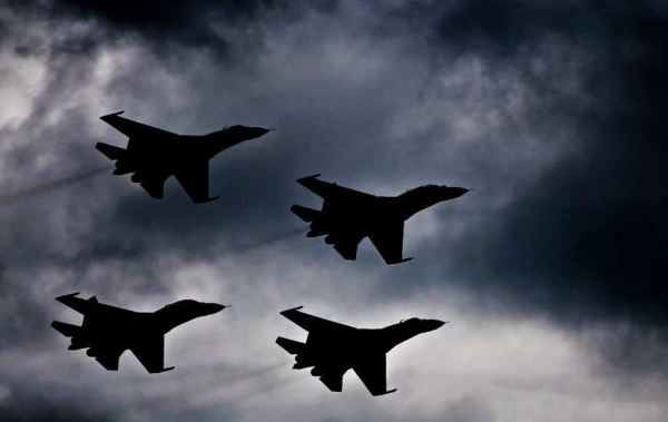 ВКС РФ пролетели над Турцией и разгромили базы боевиков в Идлибе