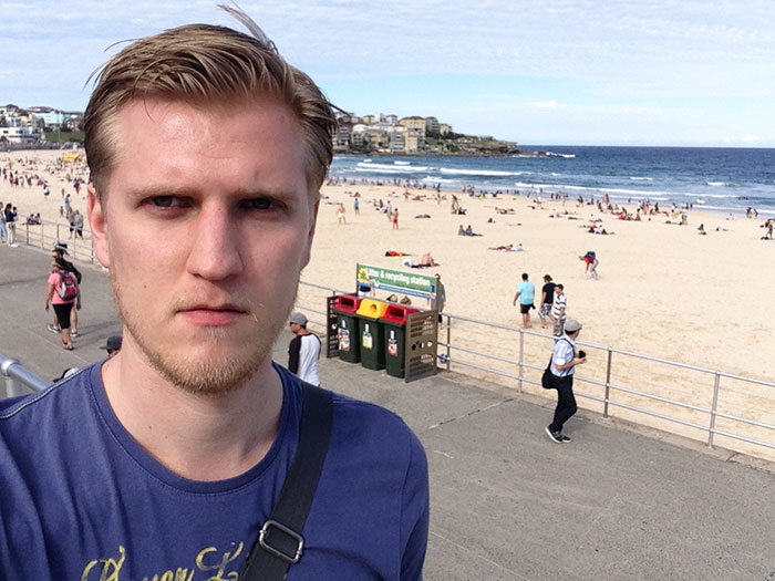 Guy Travels To Australia, Has The Worst Time Of His Life
