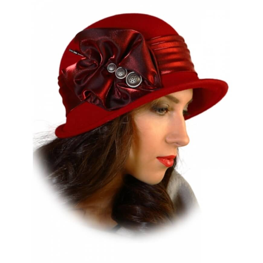 Купить Шляпу Женскую Из Фетра