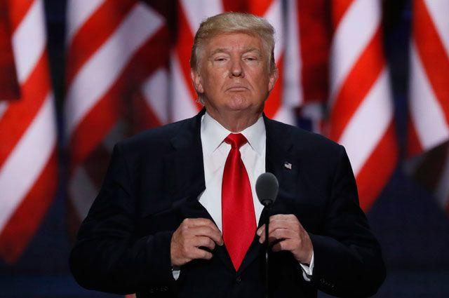 Трамп анонсировал скорую отставку главы МВД США