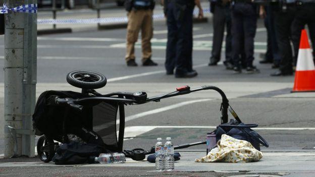 В Австралии автомобиль протаранил толпу: трое погибших, десятки раненых