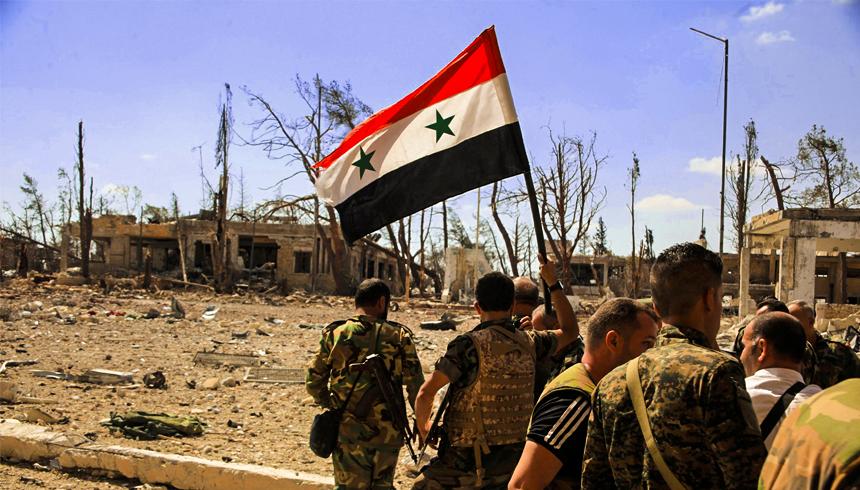 Сирийские Арденны: под Пальмирой боевики ИГИЛ повторили роковую ошибку Гитлера