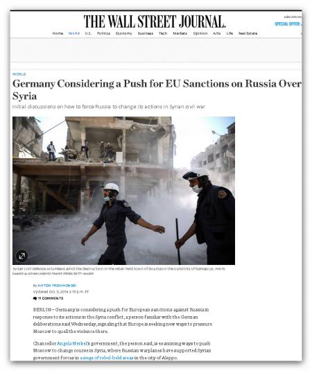 Политический труп Меркель: Германия подтвердила введения новых санкций против России