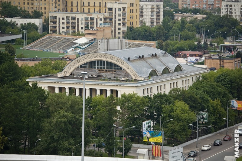 Москва уходящая