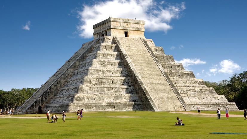 Что осталось от майя?