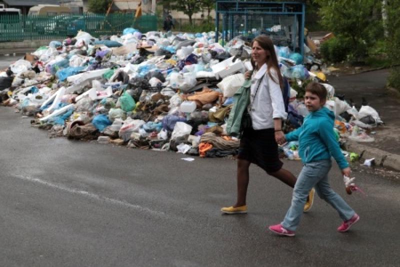Из Львова эвакуируют детей: «колыбель майдана» опасна для здоровья и жизни