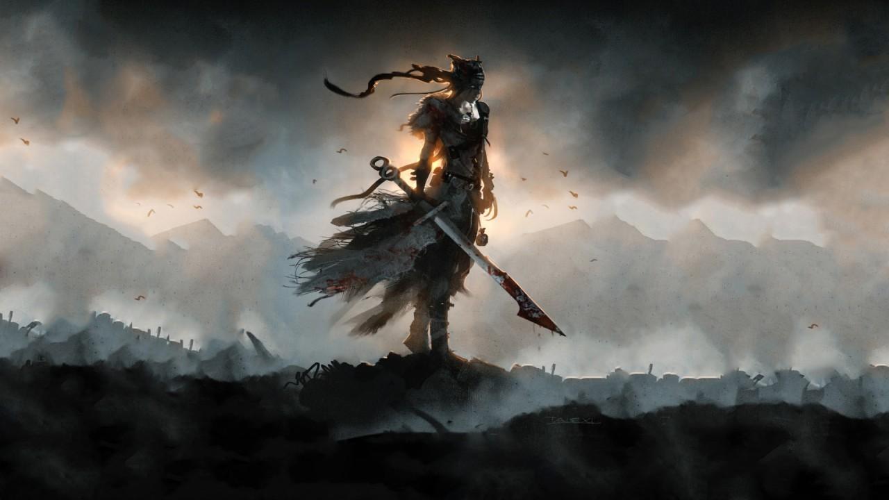 Первые оценки Hellblade: Senua's Sacrifice