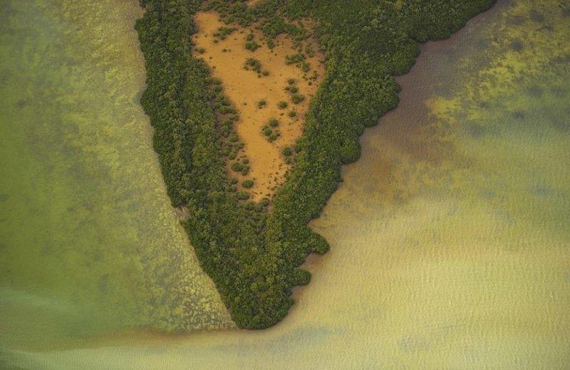 Флорида-Кис америка, вид, высота, мир, пейзаж, природа, фотография