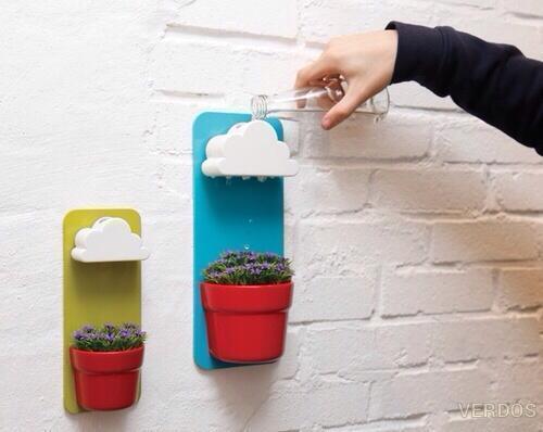 Для полива цветов