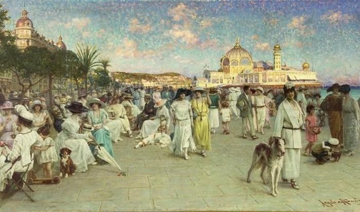Знаменитые курорты прошлого: Где предпочитали отдыхать первые русские туристы