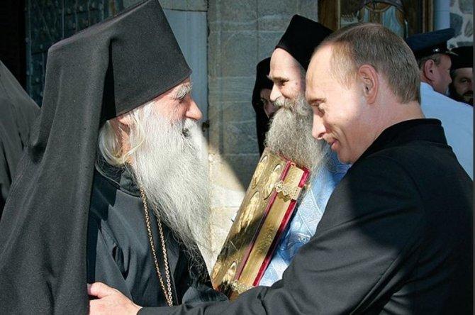 Православие - русское оружие…