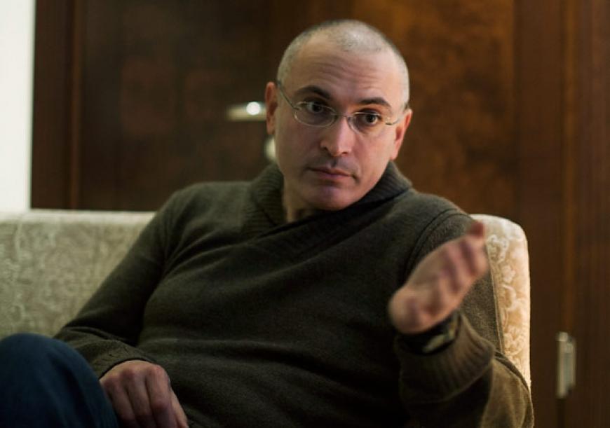 Ходорковский схлестнулся со свидомыми в Интернете