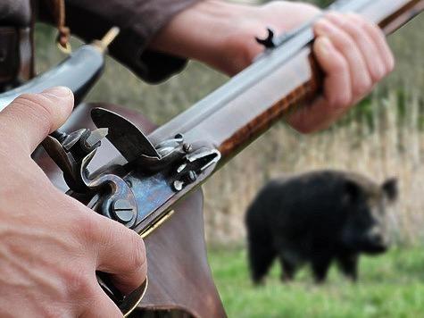 Охота c дульнозарядным оружием в Венгрии стала полностью легальной