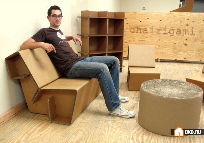 Мебель мастер класс своими руками