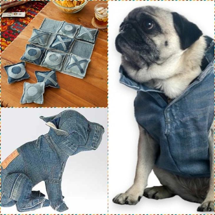 9 гениальных идей своими руками: просто разрежь старые джинсы и смастери самые незаменимые вещи!