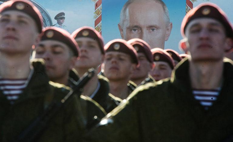 Захвати же нас, Путин! И пок…