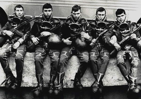 Боевые пловцы ГРУ: чем они прославились