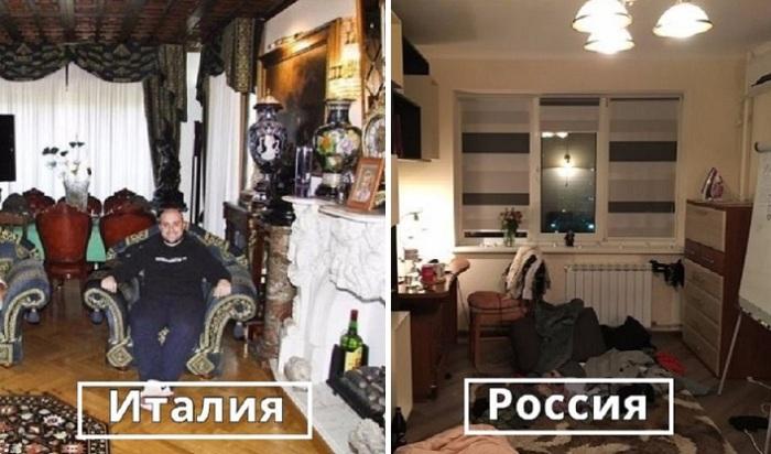 Сам себе хозяин: Как выглядят квартиры холостяков из разных стран мира