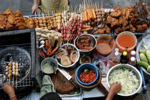 Мировые столицы уличной еды