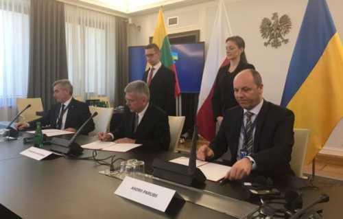 Польша, Литва и Украина решили дружить против Евразийского союза