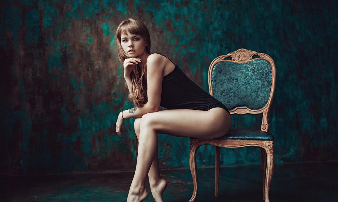 Анастасия Щеглова — представительница нового поколения русских моделей