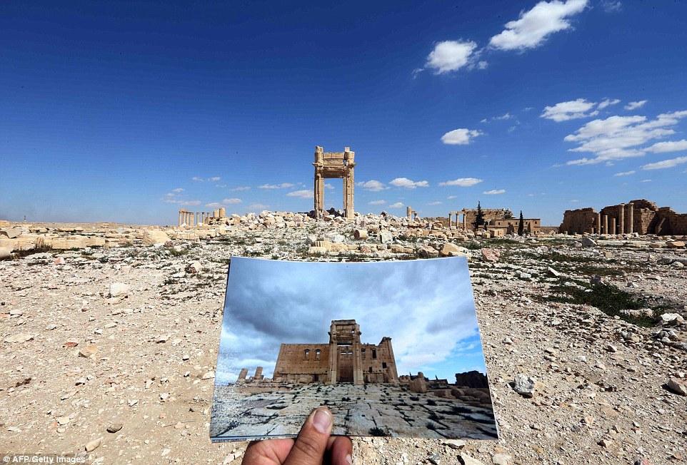 """Запад: """"Россия должна восстановить то, что разрушила в Сирии"""""""