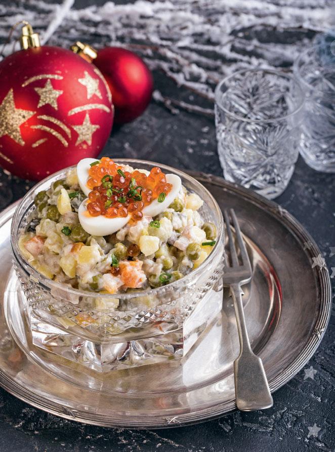 Салаты на Новый год: что приготовить? Рецепты с фото