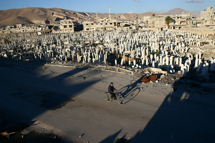 К перемирию в Сирии присоединились 10 вооруженных формирований
