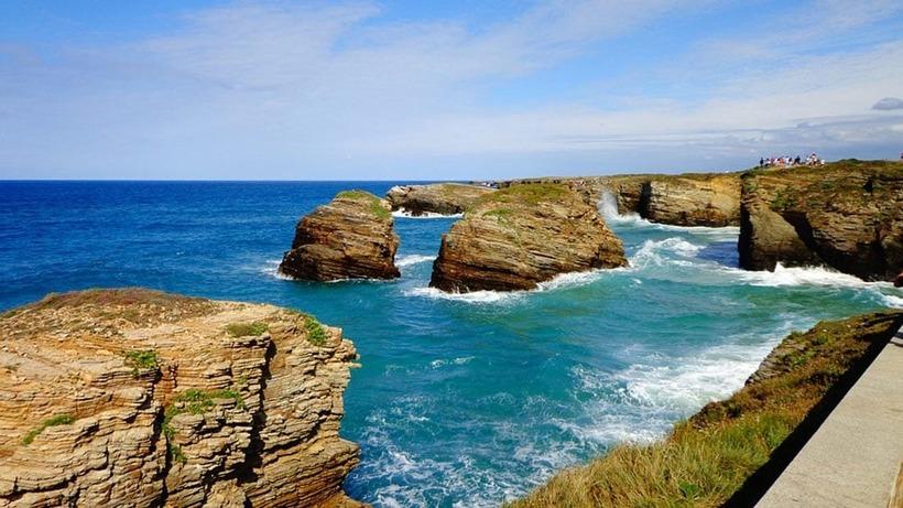 5 умопомрачительных мест на Земле, которые дважды в день меняются до неузнаваемости