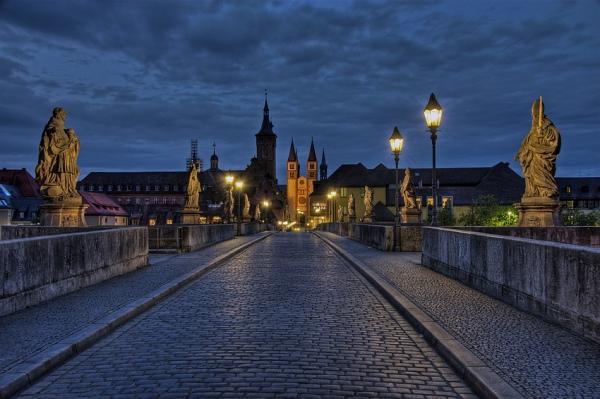Вюрцбург. 10 самых красивых городов Германии. Интересные города Германии, которые обязательно стоит посетить. Фото с сайта NewPix.ru