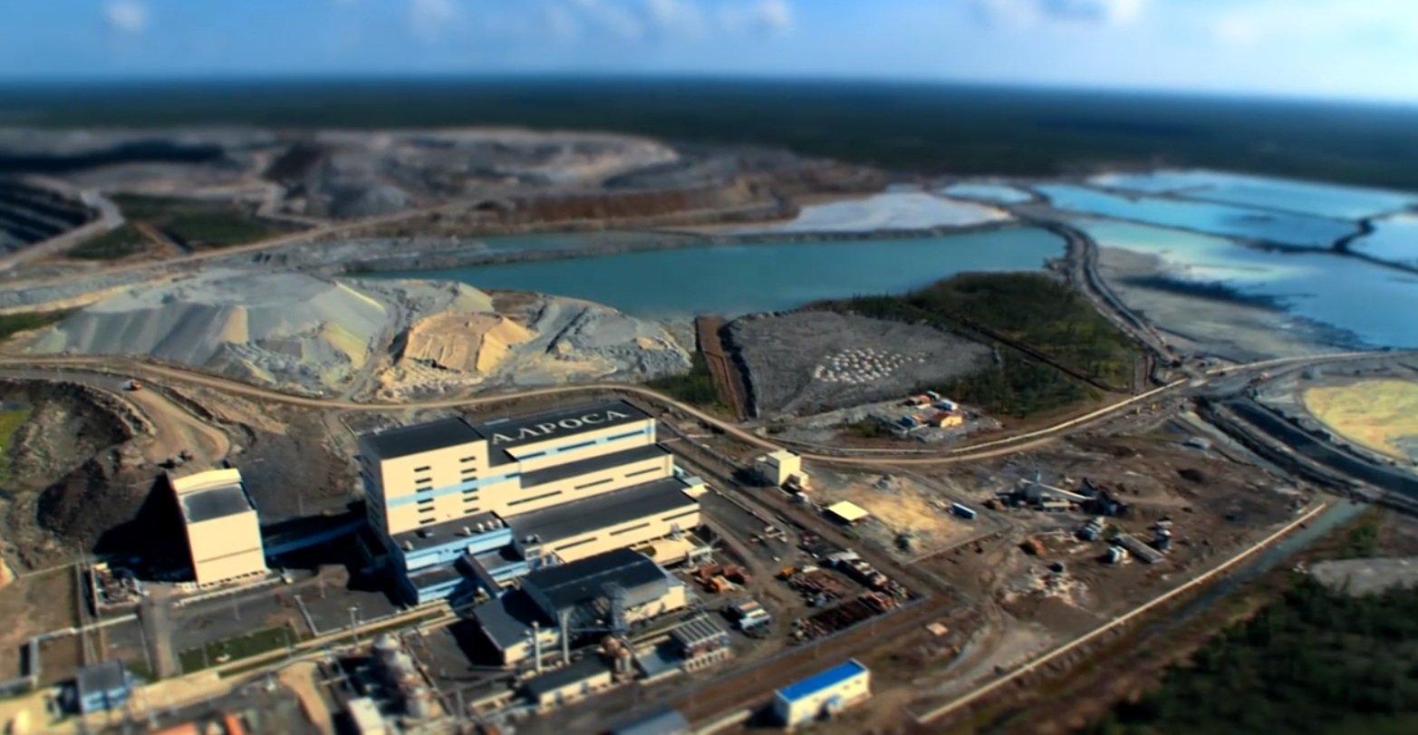 Россия вытесняет мировых конкурентов в «алмазной» отрасли Африки