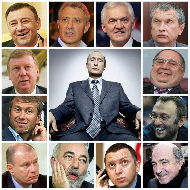 """Путинские """"патриоты"""" России …"""