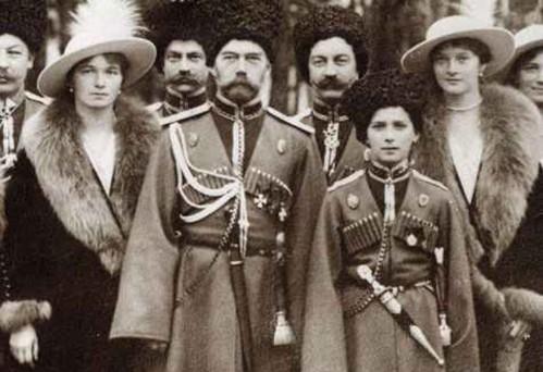 О заговоре Романовых против Николая II.