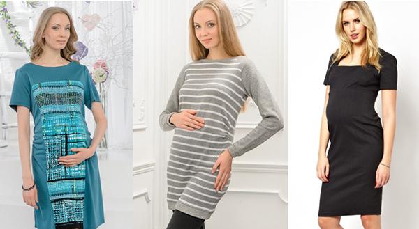 Как сшить платье для беременных самостоятельно-6