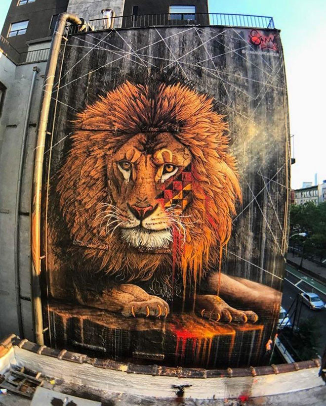 Sonny (ЮАР) в мире, граффити, интересное, искусство, подборка, стрит-арт, уличное искусство