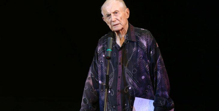 Скончался поэт Евгений Евтушенко