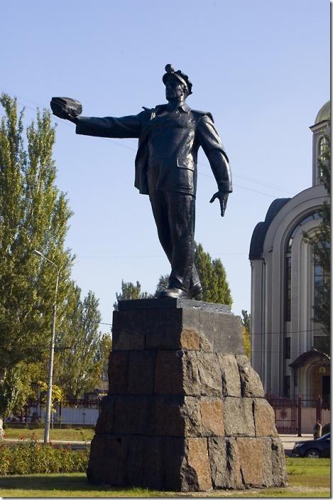 Донецк – в преддверии праздников