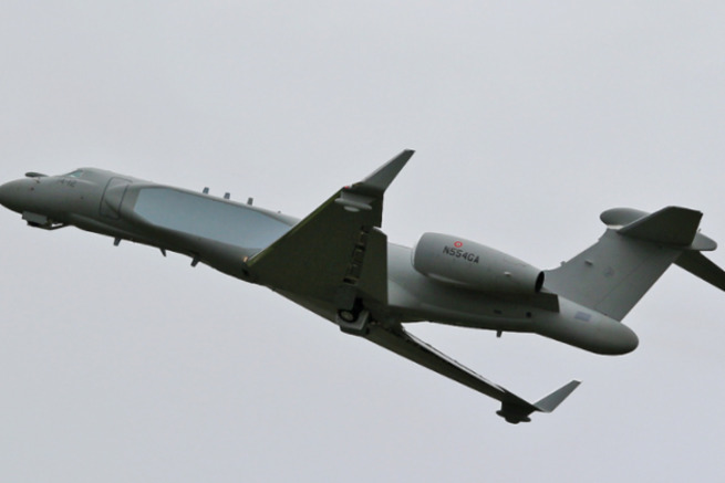 """Дело не в """"Красухе"""": специалист рассказал, что ищут израильские самолёты-шпионы в Средиземном море"""