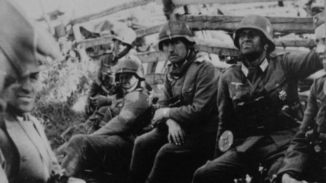 Как психически подавить фашиста: секретные методы Красной Армии